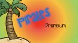Pirate Sensory Stakes: Pronouns