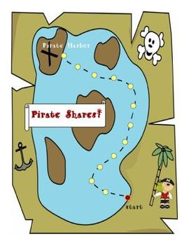 Pirate Shares!  A Division Game