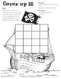 Pirate Ship Cover Up 16