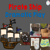 Pirate Ship Dramatic Play