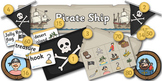 Pirate Ship Dramatic Play Pack