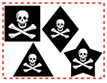 Pirate Ship Shapes