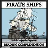 Pirate Ships in the Golden Age of Piracy - Reading Comprehension