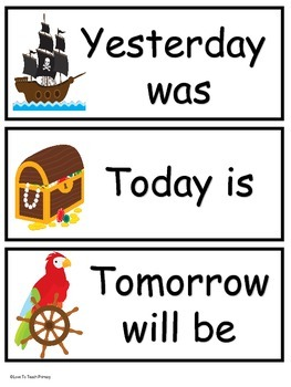 Pirate Signs