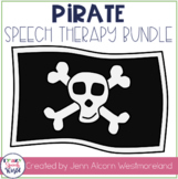 Pirate Bundle for Speech Therapy