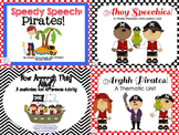 Pirate Speech & Language Bundle!