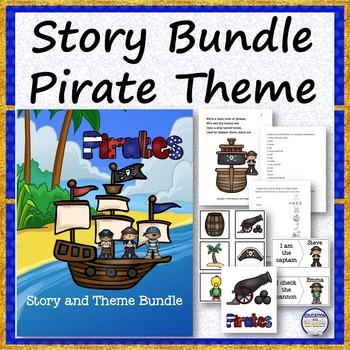 STORY BUNDLE Pirate Theme