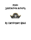 Pirate Subtraction Math Activity
