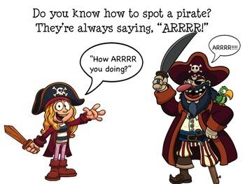 Pirate Talk SPEECH THERAPY