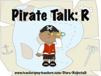Pirate Talk: R