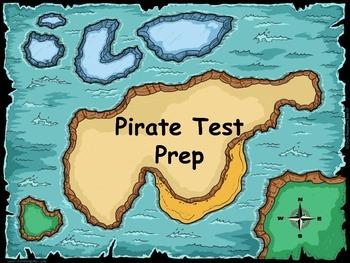 Pirate Test Prep