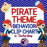 Pirate Theme Behavior Chart