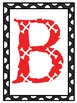 Pirates Theme Alphabet Cards | Pirate Theme Alphabet | Pirate Themed