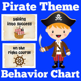 Pirate Theme Classroom | Behavior Chart