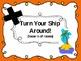 Pirate Theme Behavior Management Clip Chart