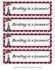 Pirate Theme Bookmarks