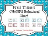CHAMPS Chart: Pirate Theme