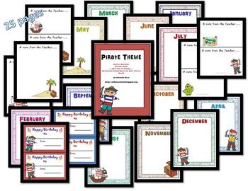 Pirate Theme Classroom Decor for Classroom Management
