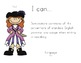 Pirate Theme - Common Core Standards Posters Kindergarten English