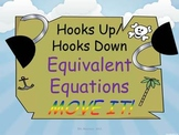 Pirate Theme Equivalent Equations MOVE IT!