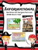Pirate Theme Genre Posters Set