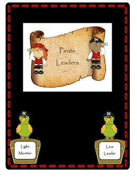 Pirate Theme Helpers
