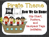 Pirate Theme How We Go Home