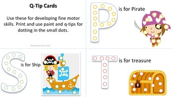 Pirate Theme MEGA PACK - PreK-1st grade 250+ PAGES and GAMES