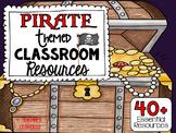 Pirate Theme Decor Pack