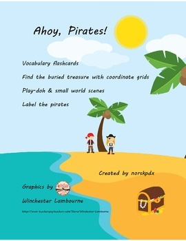 Pirate Theme Packet