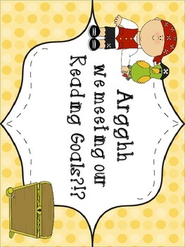 Reading Points by 5s Pirate Theme