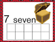 Pirate Theme Ten Frame Counting Mats