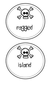 Pirate Theme Writing Activities