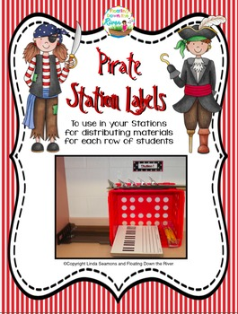 Pirate Theme for the Music Classroom Pack