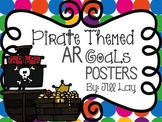 Pirate Themed AR goals posters