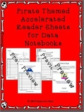 Pirate Themed Accelerated Reader Data Sheets