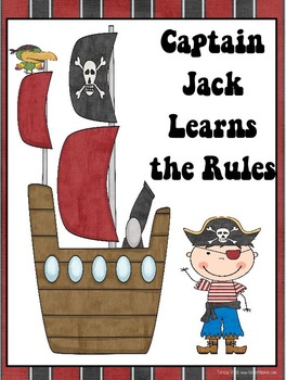 Pirate Themed Behavior Goodies Part 2