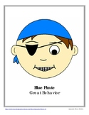Pirate Themed Behavior Clip Chart AND Take Home Chart
