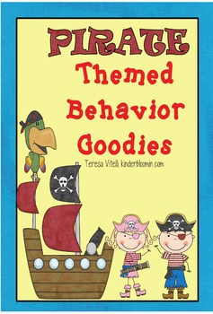 Pirate Themed Behavior Goodies
