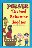 Pirate Themed Behavior Goodies