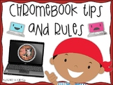 Pirate Themed Chromebook Rules and Tips