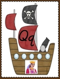 Ahoy, Maties! Pirate Themed Classroom Bundle