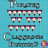Pirate Themed Classroom Bunting