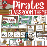 Pirate Themed: Classroom Decor {BUNDLE}