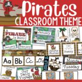 Pirate Themed: Classroom Decor {BUNDLE}