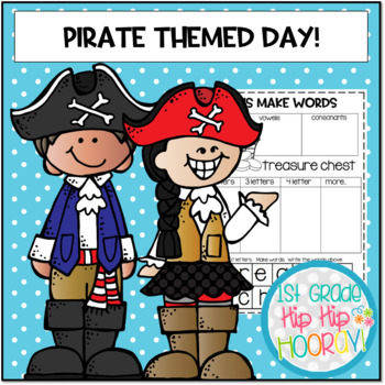 Pirate Themed Day!