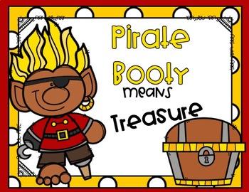 Pirate Themed Decor