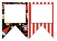 Pirate Themed Editable Bulletin Board Banner