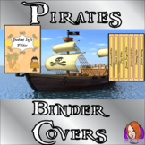 Pirate Themed Folder / Binder Covers
