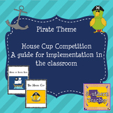 Classroom Management Using a House System - Pirate Themed
